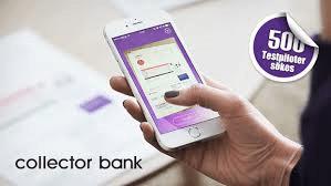 Ännu en unik digital innovation från Collector Bank