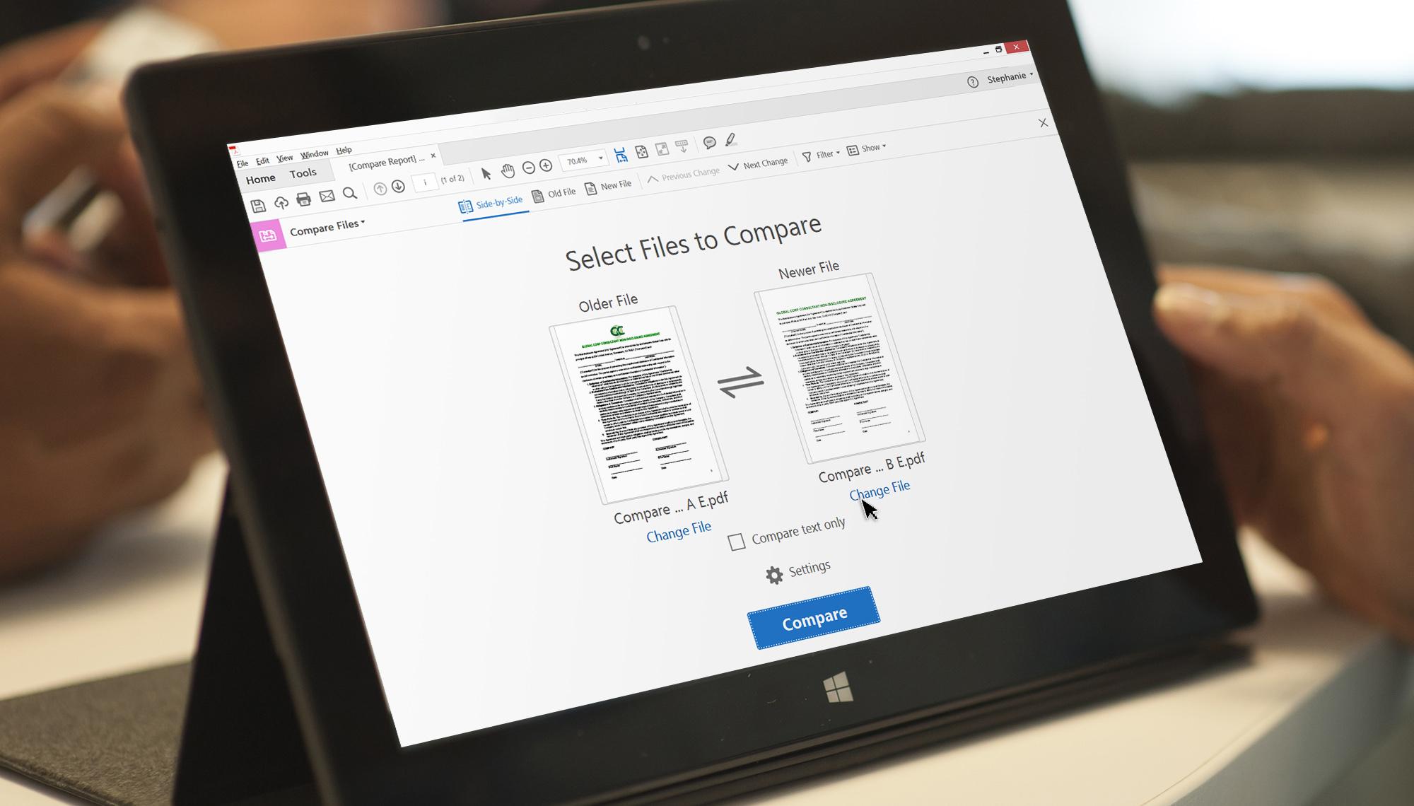 Adobe lanserar nya funktioner i Acrobat DC