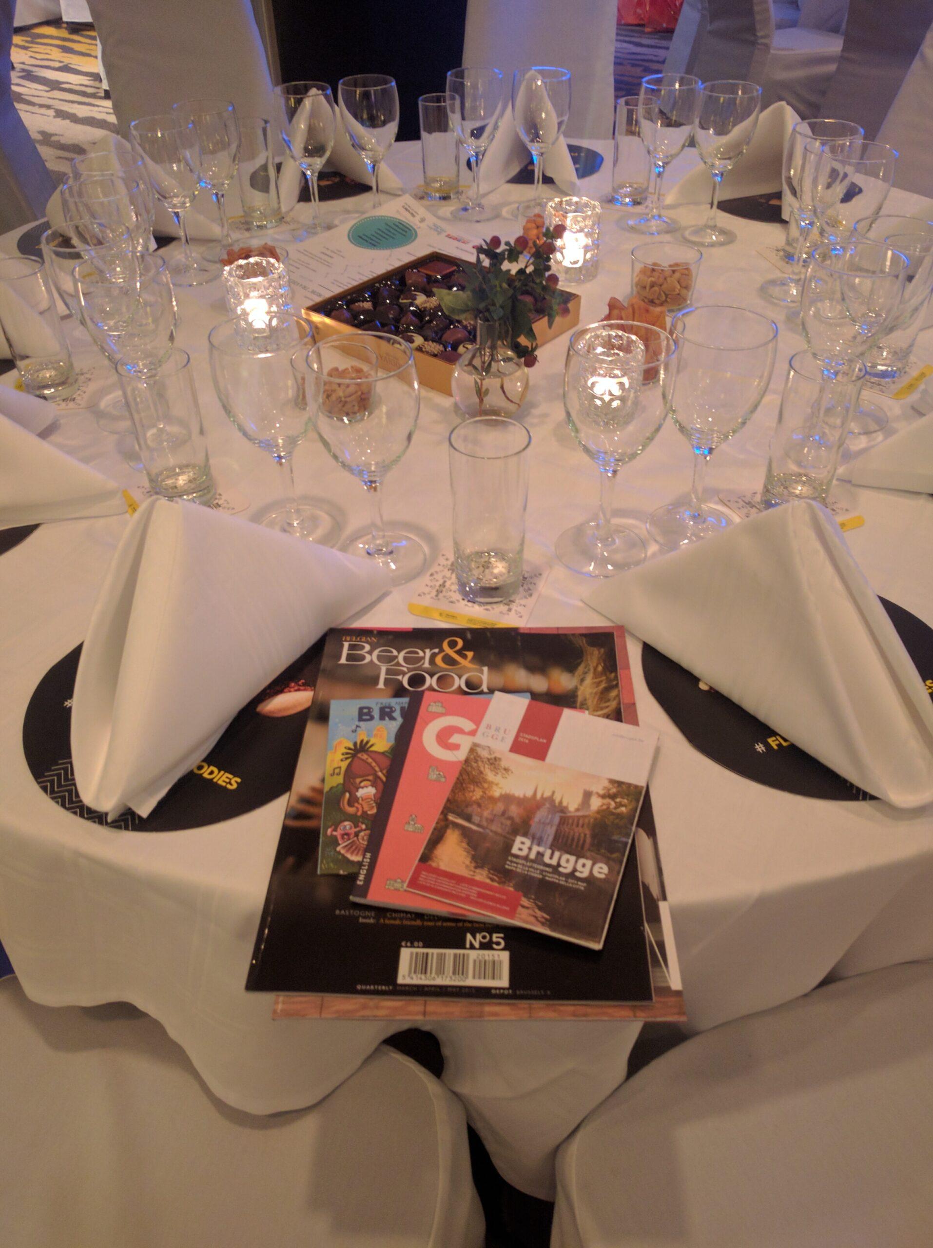 Nordic Travelblog Event på Sheraton Hotel