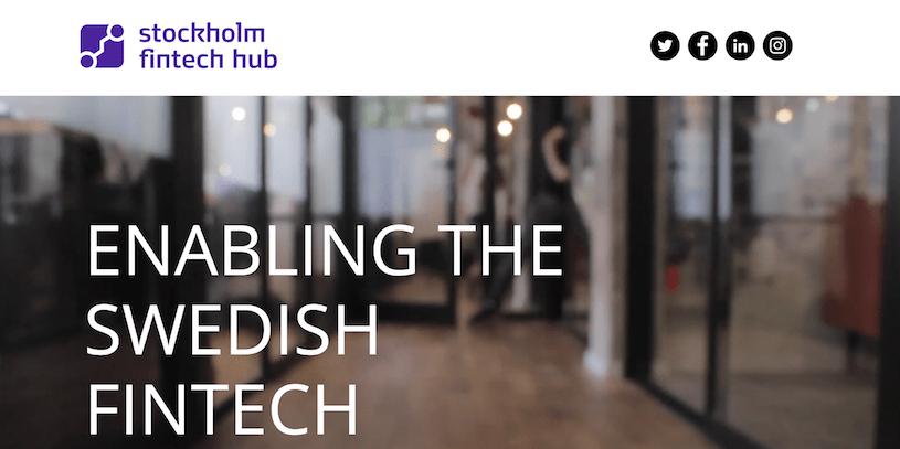 Handelsbanken blir partner till Stockholm Fintech Hub