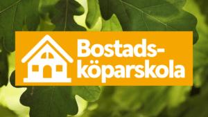 Sparbanken Rekarne och Fastighetsbyrån lanserar Bostadsköparskola 3
