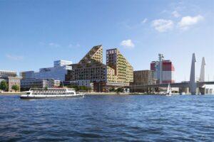 Rejlers projekterar när Vasakronan formar Göteborgs nya landmärke 3
