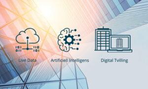 AI och digital tvilling styr fastighetsautomation 2