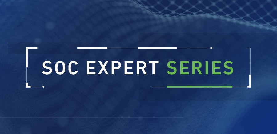 Join us for the SOC Expert Series Virtual World Tour 2