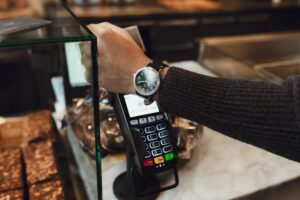 BOOM Watches i nytt samarbete med Fidesmo Pay 3