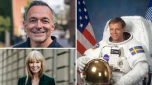 Startupeventet Space Investment Day lockar internationell publik 3