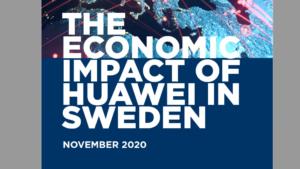 """Ny rapport från Oxford Economics: """"Huawei bidrar stort till svensk ekonomi"""" 2"""