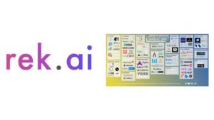 rek.ai har blivit utvalda att få vara med på Swedish AI startup landscape 2