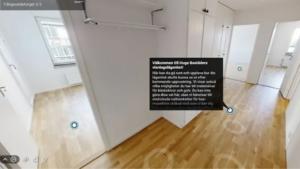 Virtuell lägenhet gör visningen coronasäker 2