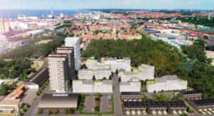 Riksbyggens visar smarta boenden under H22 City Expo i Helsingborg 2