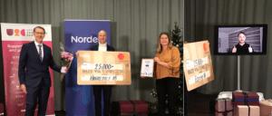 Startups vinner 75 000 kr under UICs Julgransplundring 2