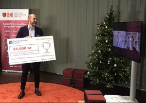 Startups vinner 75 000 kr under UICs Julgransplundring 3