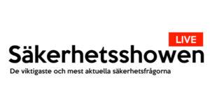 SäkerhetsBranschen lanserar nytt digitalt event – Säkerhetsshowen