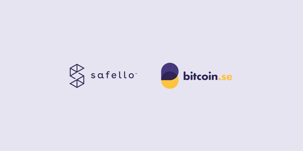 Safello förvärvar Bitcoin.se – Sveriges ledande kryptovalutaportal