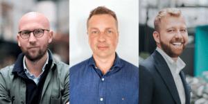 Safello stärker ledningen med tre viktiga utnämningar – Rekryterar tech- och finansprofilen Andreas Kennemar från Swedbank