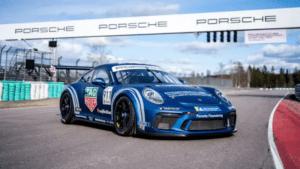 Porsche Sverige och TAG Heuer inleder flerårigt varumärkessamarbete.
