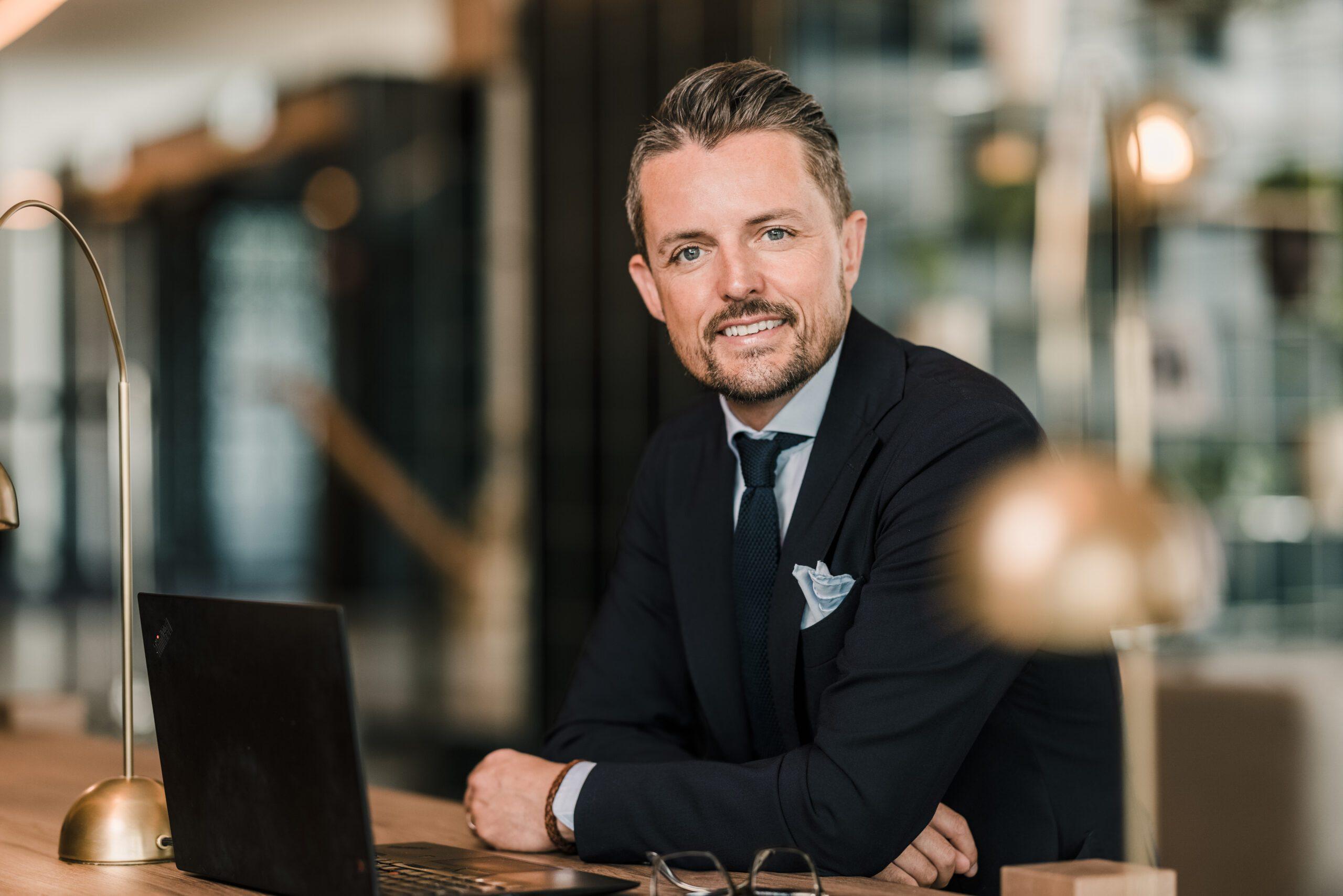 KPMG utvecklar branschens mest attraktiva kundplattform