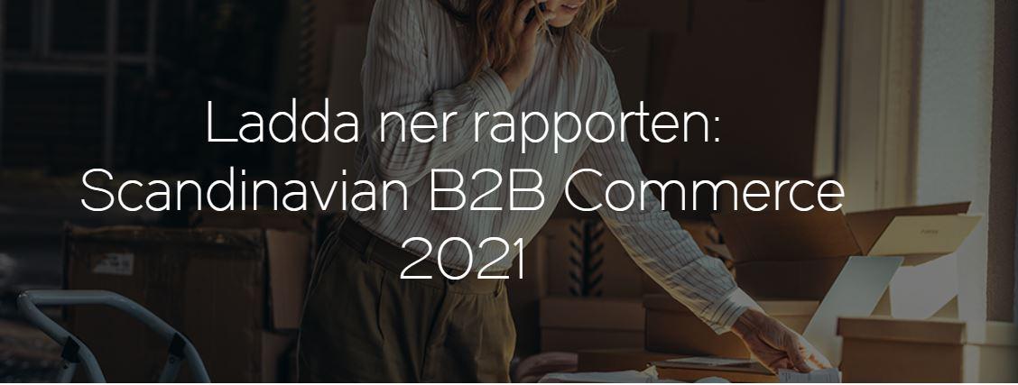 Framtid och insikter inom B2B handel