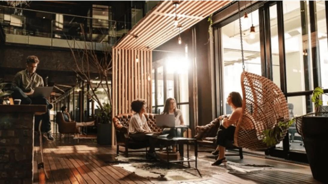 """Co-working konceptet Workery+ i Helsingfors vinner utmärkelsen """"Smartest Building in the World"""""""