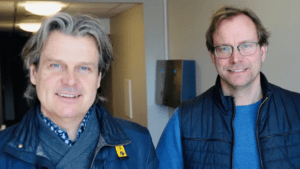 Accessys mobila nyckel öppnar Svenska Nyttobostäders fastigheter