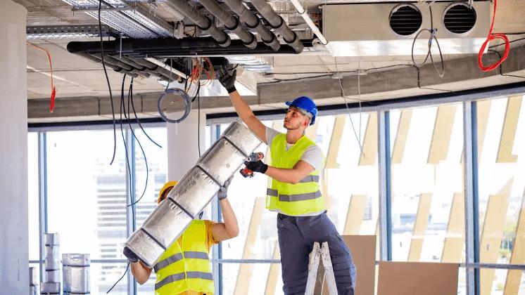 Nytt projekt ska minska klimatpåverkan vid renovering och ombyggnation