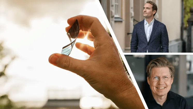 AxSol investerar i Epishines revolutionerande inomhussolceller