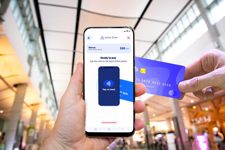 Ny betallösning ska ersätta kortterminalerna – nu kan handlarna ta betalt via alla typer av mobila enheter