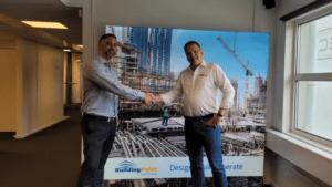 BuildingPoint Sweden AB tar över distributionen av Vico Office från Nolliplan AB.