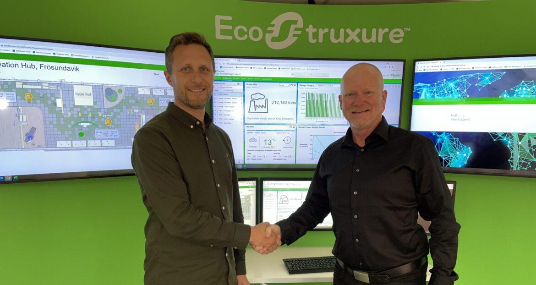 Metry och Schneider Electric ingår partnerskap