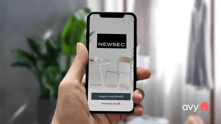 Avy tecknar avtal med Newsec
