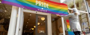 Vistaprint lyfter föreningar och entreprenörer inom HBTQI-rörelsen