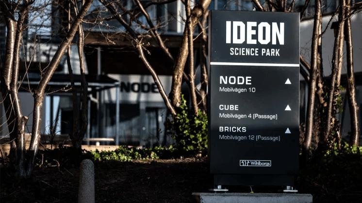 Ideon Science Park: innovation, nätverk och lokaler att växa i