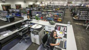 Säkra utskrifter och digital fakturahantering